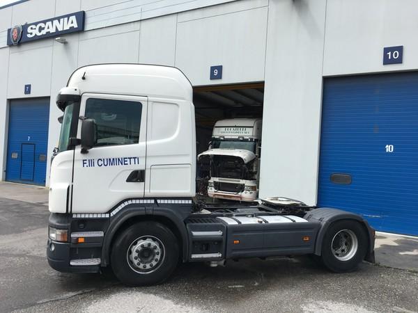 Immagine n. 8 - 7#4771 Trattore stradale Scania R500