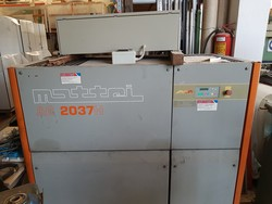 Mattei rotary vane compressor - Lot 2 (Auction 4772)