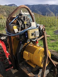 Univac Well Point water pump - Lot 1 (Auction 4774)