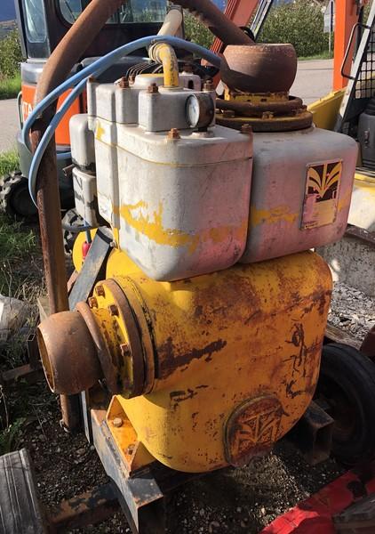 Immagine n. 4 - 1#4774 Pompa acqua Univac Well Point