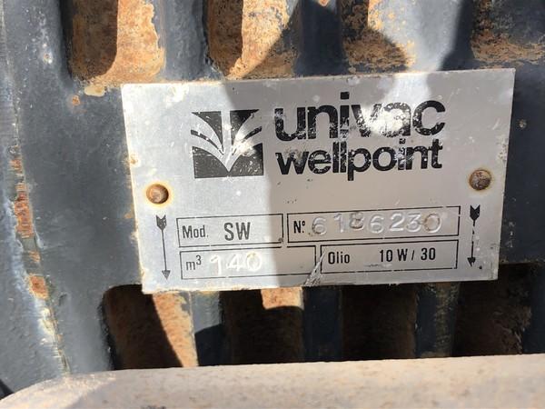 Immagine n. 5 - 1#4774 Pompa acqua Univac Well Point