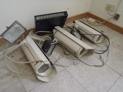 Telecamere di videosorveglianza Videotec - Lotto 450 (Asta 478)