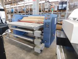 Impianto di stampa tessuti e Calandra ad Olio - Lotto  (Asta 4787)