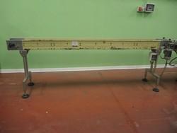 Sorma Npl 131 Conveyor Belt - Lot 6 (Auction 4790)