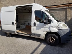 Fiat Ducato van - Lot 4 (Auction 4792)