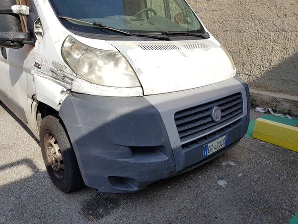 Immagine n. 7 - 4#4792 Furgone Fiat Ducato