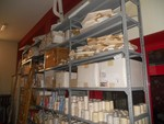 Shelving and office furniture - Lot 3 (Auction 4793)
