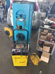 Vehicle air conditioning refill machinery - Lot 3 (Auction 4797)