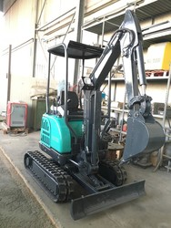Ihimer mini excavator and Bomag roller - Lot  (Auction 4798)