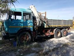 Fiat truck - Lot 1 (Auction 4799)