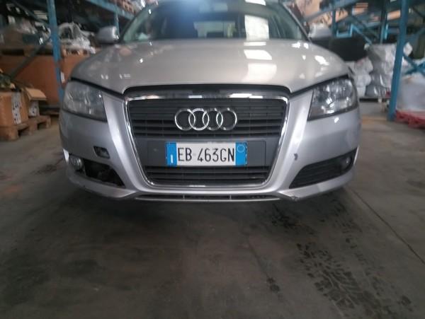 2#4802 Audi A3 2.0 TDI