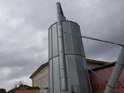 Impianto di aspirazione con silos - Lotto 10 (Asta 4803)