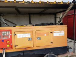 Iveco generator - Lot 11 (Auction 4803)