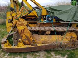 Fiat bulldozer   - Lot 26 (Auction 4803)