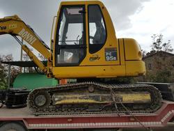 Komatsu hydraulic excavator - Lot 6 (Auction 4803)