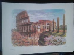 Prints on heavy paper - Lot 4 (Auction 4805)