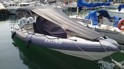 Gommone BWA Racing H9 - Lotto 1 (Asta 4806)