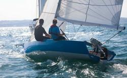 Maestro D Ascia Spectre 20 Sailing Boat - Lote 1 (Subasta 4810)