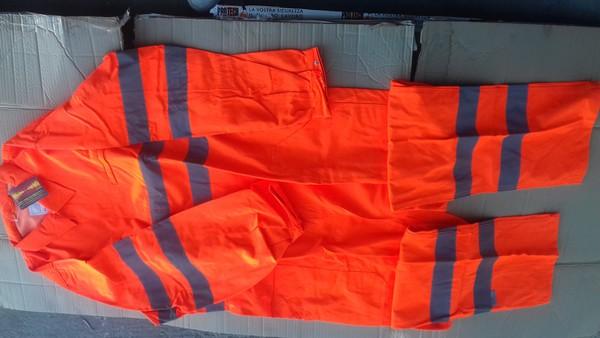 4#4812 Abbigliamento da lavoro alta visibilità