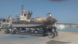 Ghetti Mario motorboat for coastal fishing - Lote 0 (Subasta 4814)