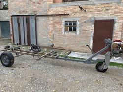 Motorized storage trolley - Lot 1 (Auction 4815)