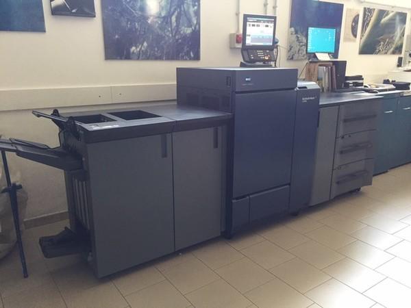 1#4825 Sistema digitale a colori Bizhub Press C1085 Konica Minolta