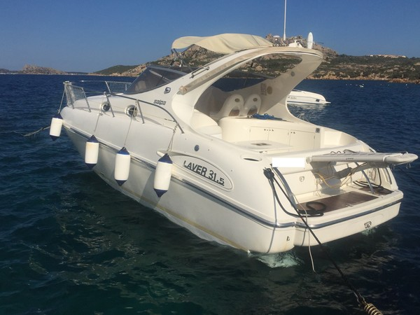 Immagine n. 1 - 1#4834 Barca a motore Salpa Laver 31.5 Open