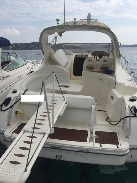 Immagine n. 2 - 1#4834 Barca a motore Salpa Laver 31.5 Open