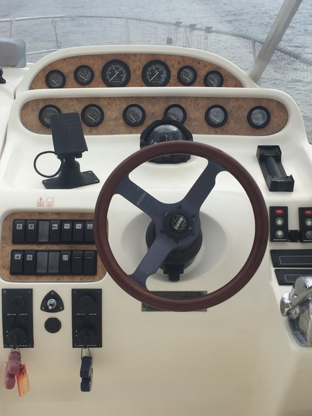 Immagine n. 3 - 1#4834 Barca a motore Salpa Laver 31.5 Open
