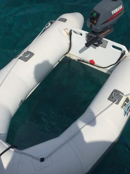 Immagine n. 4 - 1#4834 Barca a motore Salpa Laver 31.5 Open