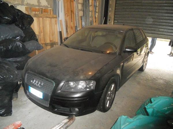 3#4837 Autovettura Audi A3