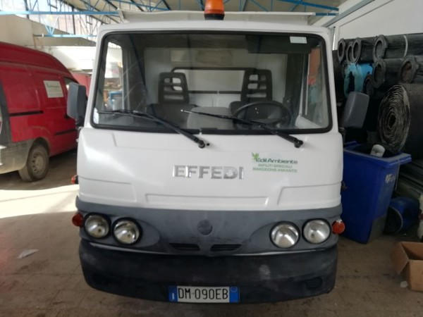 3#4842 Autocarro Effedi TSP28