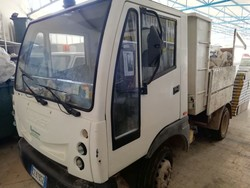 Autocarro Bucher BU1002 - Lotto 5 (Asta 4842)