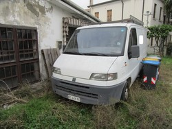 Fiat Ducato truck - Lot 1 (Auction 4846)