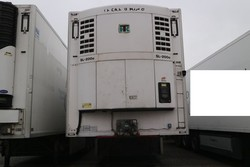 Semitrailer Sor with isothermal container - Lot 1 (Auction 4847)