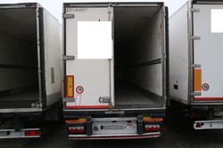 Semitrailer with isothermal container - Lot 4 (Auction 4847)