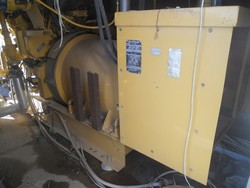 Caterpillar power generator - Lot 8 (Auction 4851)