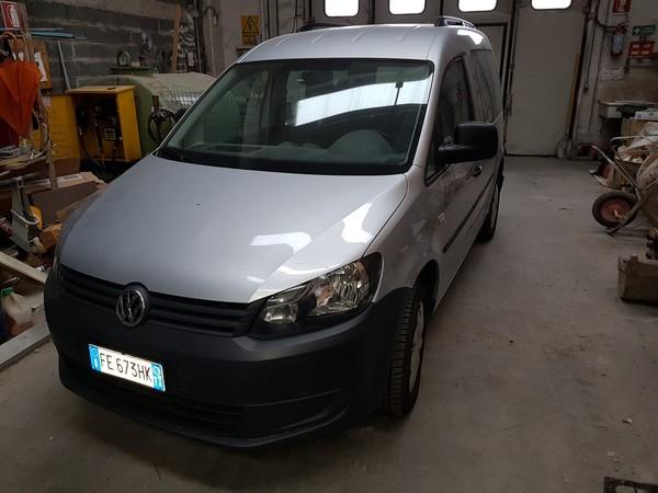 1#4853 Autovettura Volkswagen Caddy