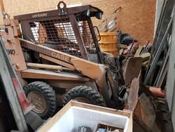 Case wheel loader - Lot 5 (Auction 4853)