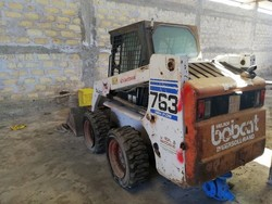 Bobcat wheel loader - Lote 35 (Subasta 4854)