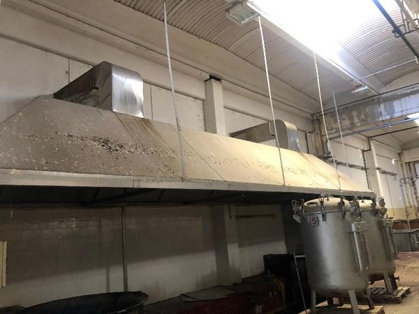 1#4855 Attrezzature da cucina industriale