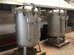 Iron autoclaves for pasteurization and sterilization - Lot 2 (Auction 4855)
