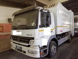 DaimlerChrysler bin washer vehicles - Lote 1 (Subasta 4856)