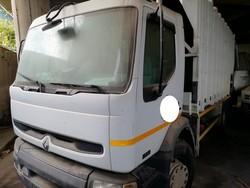 Renault Trucks compactor - Lote 10 (Subasta 4856)