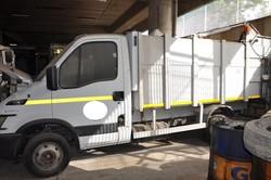 Iveco compactor - Lote 11 (Subasta 4856)