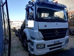 Demountable truck with crane - Lot 3 (Auction 4856)