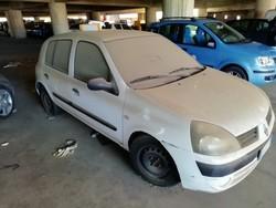 Renault Clio car - Lot 40 (Auction 4856)