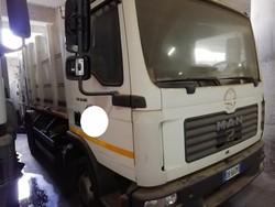 Man Nutzfahrzeuge compactor - Lote 6 (Subasta 4856)