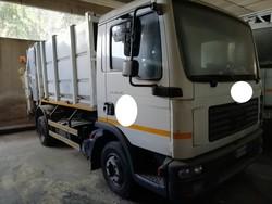 Man Nutzfahrzeuge compactor - Lote 7 (Subasta 4856)