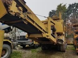 OM CRUSHER ARGO Crawled crusher - Lot 0 (Auction 4860)